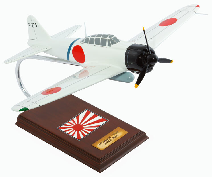 A6M2 Zero as flown by Saboru Sakai