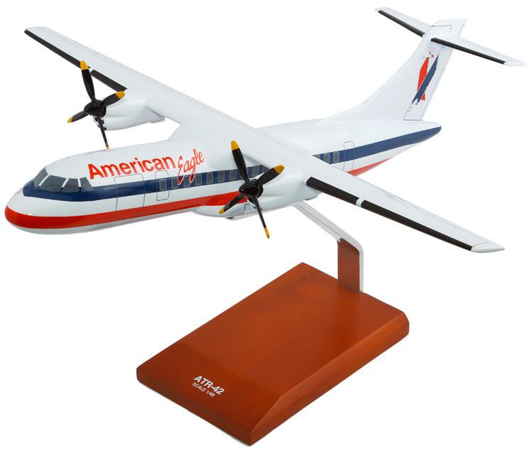 ATR-42 American Eagle 1/48 Model Airplane