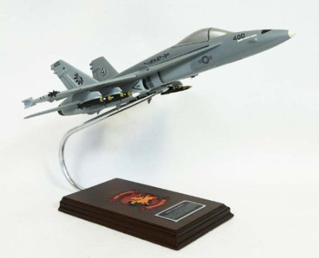 F/A-18C Hornet Model Airplane