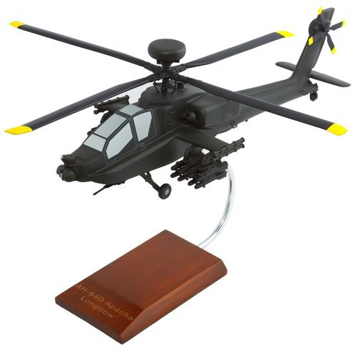 AH-64D Apache Longbow 1/32 Helicopter Scale Model