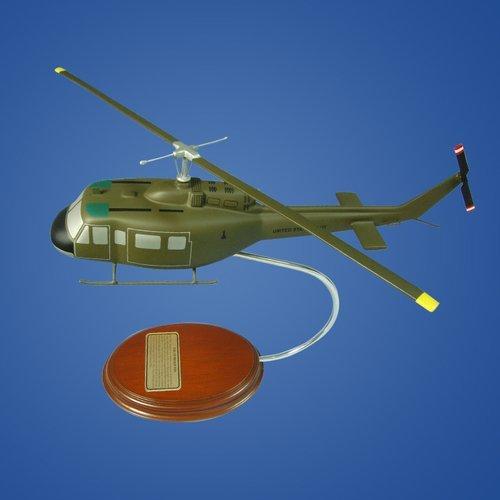 UH-1D Iroquois Desktop Model Helicopter