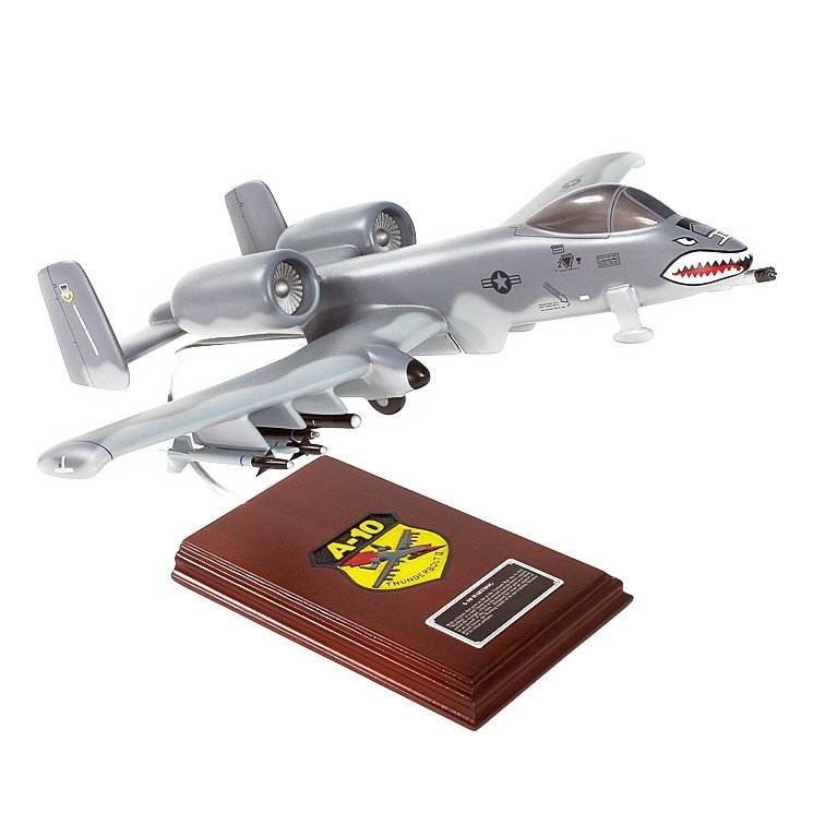 A-10A Thunderbolt Warthog