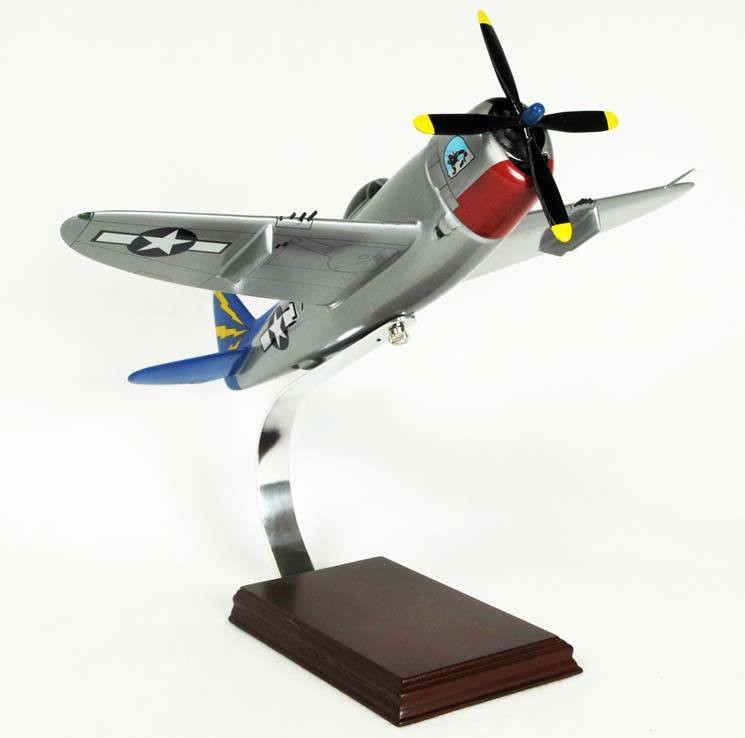 P-47B Thunderbolt 1/48 Model Aircraft