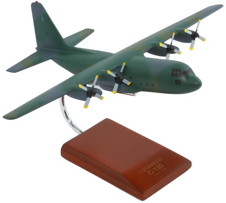 C-130H Hercules (E-1) 1/100 Model Aircraft