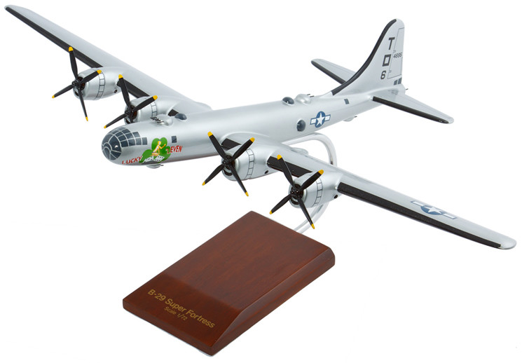 """B-29 Superfortress 'Lucky 'Leven"""""""