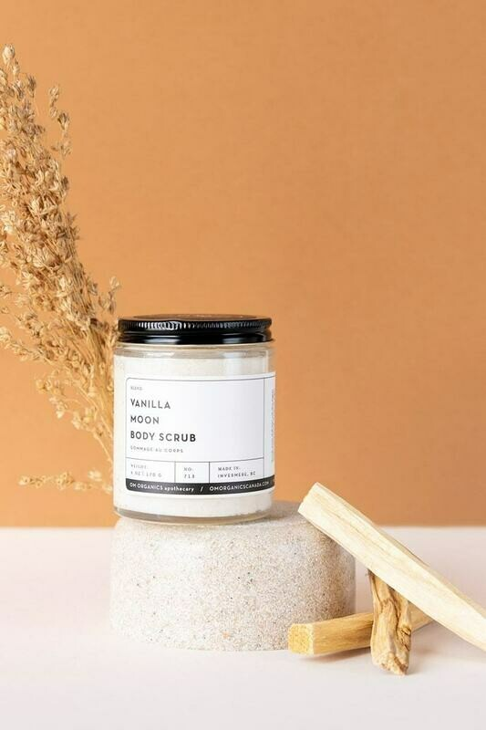 Om Body Scrub
