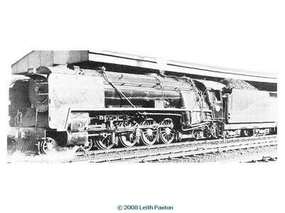 Sar Class 15e