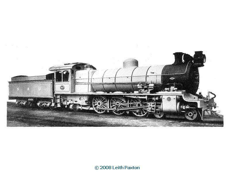 Sar Class 16b