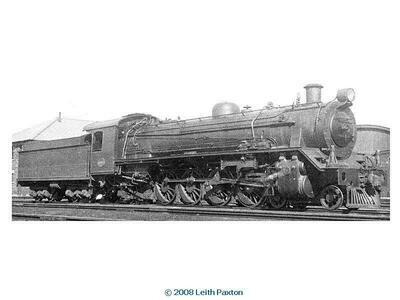 Sar Class 19b