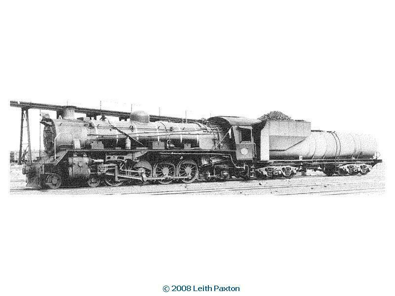 Sar Class 19d