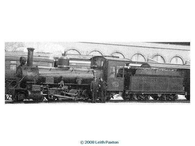 SAR Class NG10