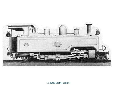 SAR Class NG4