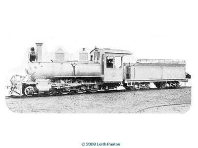 SAR Class NG8