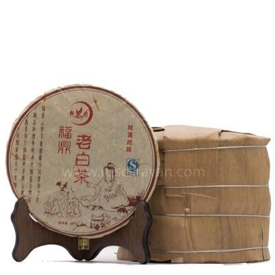 0994к Чай Лао Бай Ча (357гр), белый