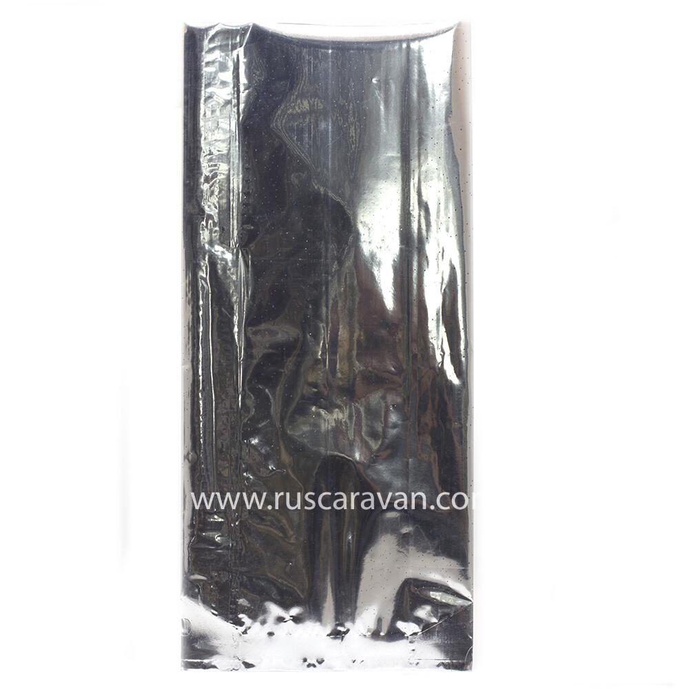 15016-2 Пакеты мет.  410*190*80 (Серебро) 1 кг.