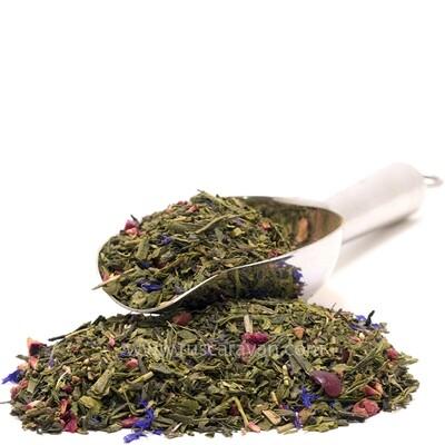 7238D Чай зеленый ароматизированный
