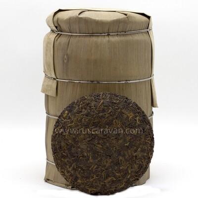 1025к Чай прессованный черный