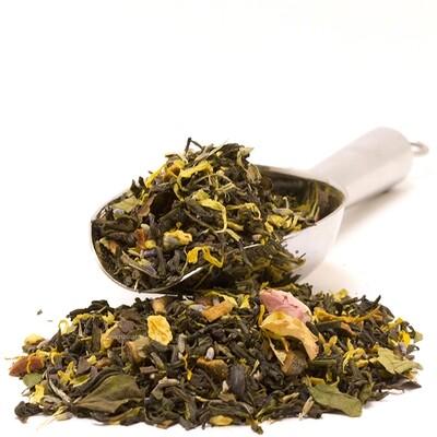 7743 Чай зеленый ароматизированный