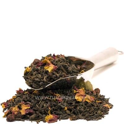 7740 Чай черный ароматизированный пуэр