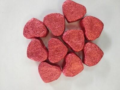 0214к Чай прессованный черный Пуэр Шу  классический (мини сердце)