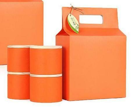 "269023.4 Сумка подар. ""Orange"" БЕЗ БАНОК  h=30см, размер=21*11см, картон"