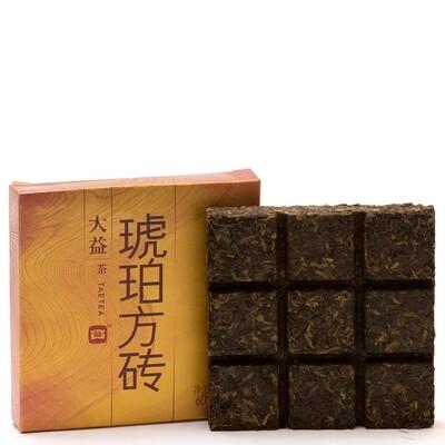 0986к Чай прессованный черный