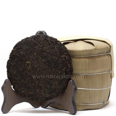 0467к Чай прессованный черный Шу Пуэр