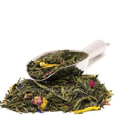 4188D Чай зеленый ароматизированный
