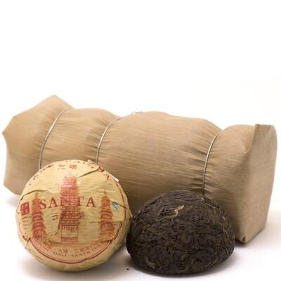 0534/2019 Чай прессованный черный