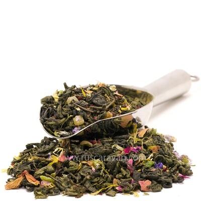 S4604D Чай зеленый ароматизированный