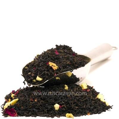 7627D Чай черный  ароматизированный