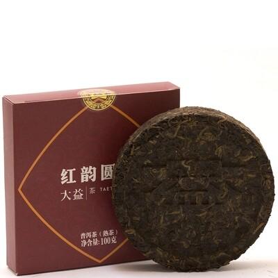 0494/2018 Чай прессованный черный