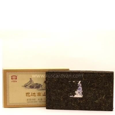 0767к Чай прессованный черный