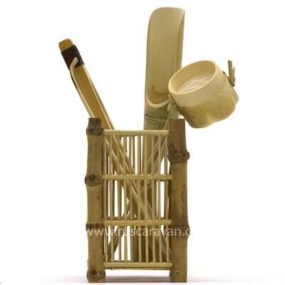 183378 Чайные инструменты, бамбук