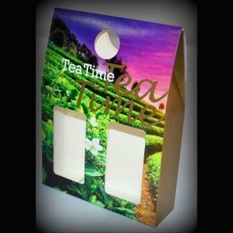 15024 Коробка/пакет подарочная ( Tea Time )