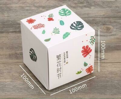 269011 Коробка подарочная для чая, картон