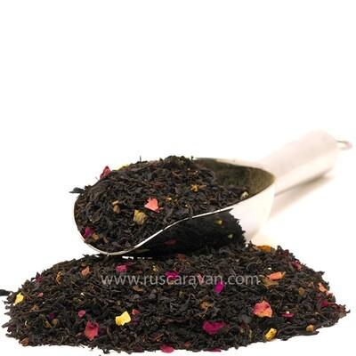 7625D Чай черный  ароматизированный