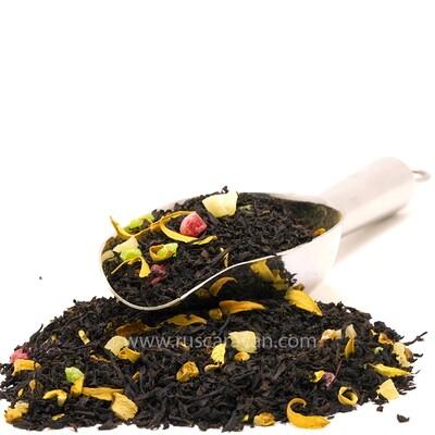 7659D Чай черный  ароматизированный