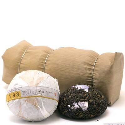0354к Чай прессованный черный