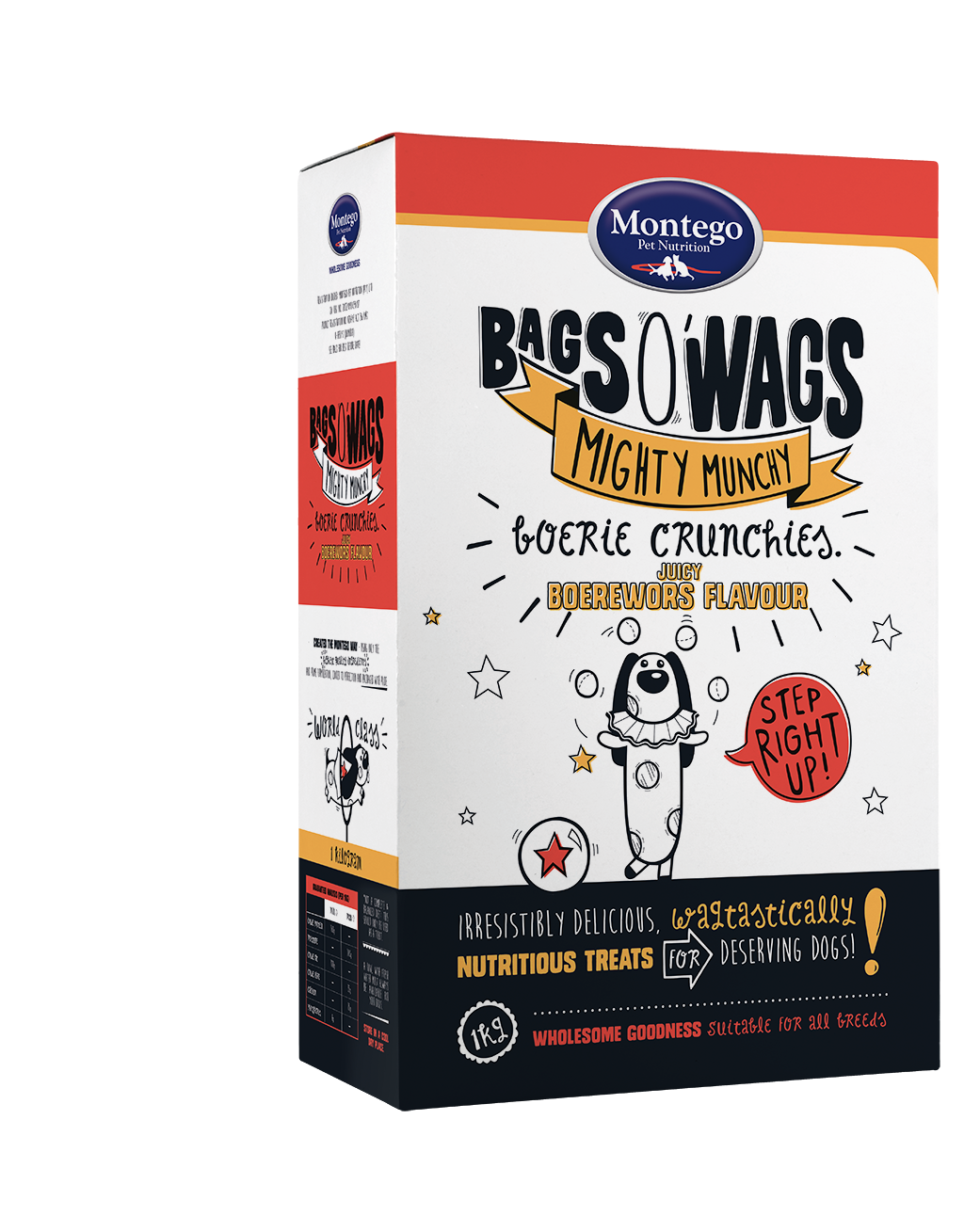 Bags O' Wags - Classic Crunchies