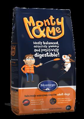 Monty & Me - Adult Dog Food