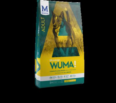 Wuma Dog Food - Adult