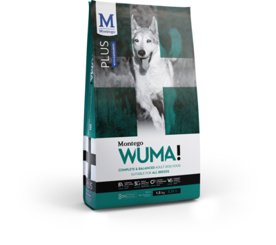 Wuma Dog Food - PLUS