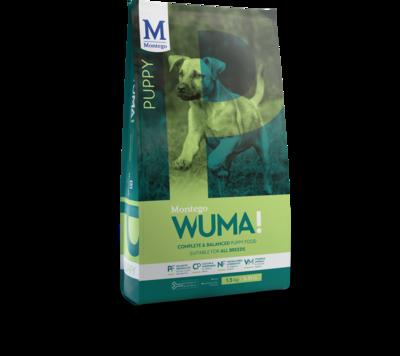 Wuma Dog Food - Puppy