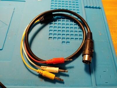 Cassette cable
