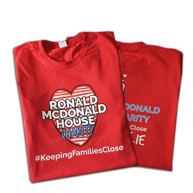 RMHC Charity T shirt