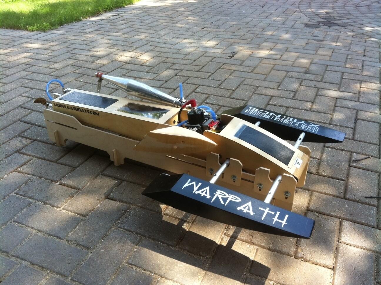 Warpath Rigger Fullsize Plans