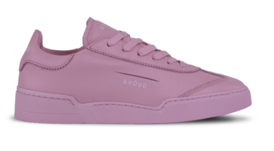 GHOUD LOB 01 LEATHER TOTAL PINK