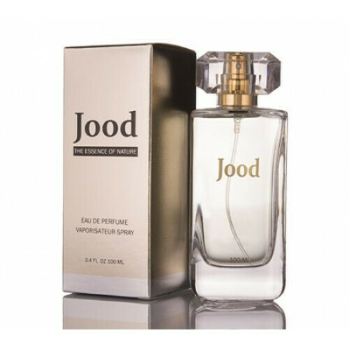 Jood amber perfume with floral notes