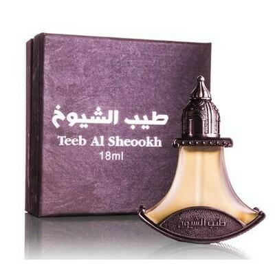 Teeb Al Sheookh lotus oriental perfume
